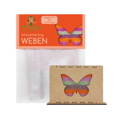 Miki Webset Schmetterling